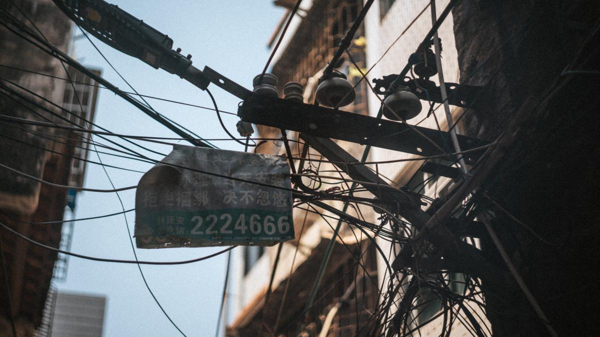 Wire Cable Electricity