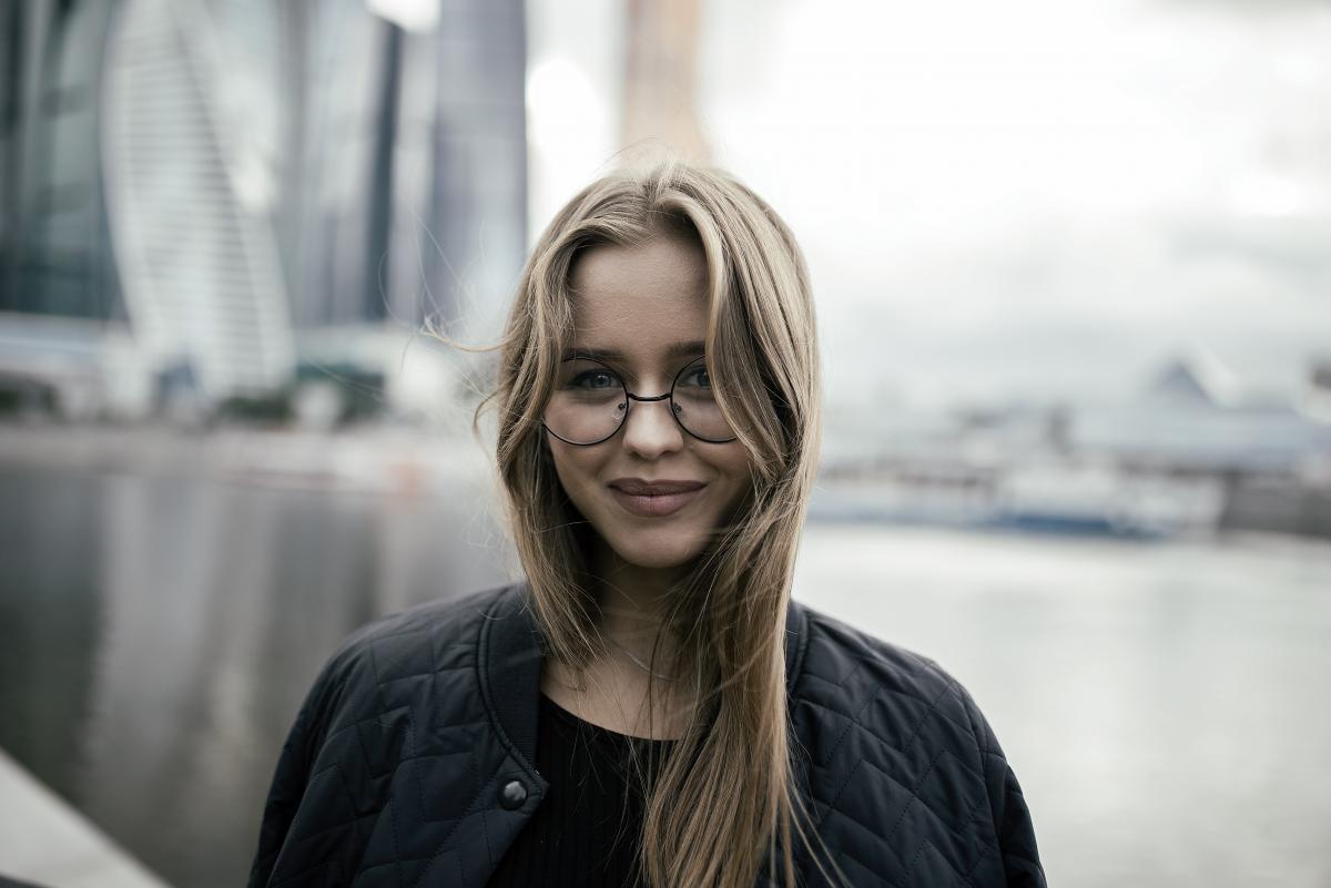 Attractive Portrait Person