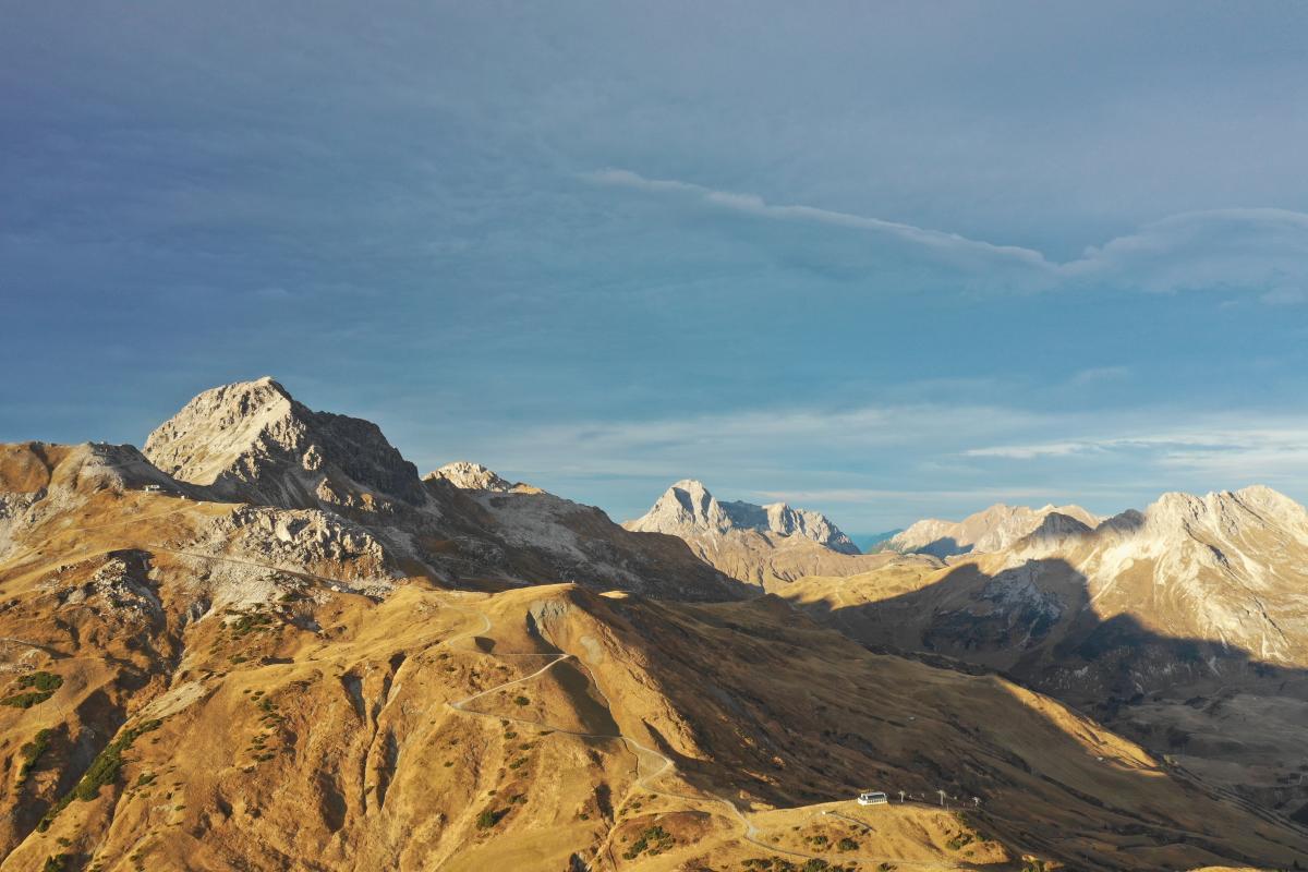 Mountain Range Mountains