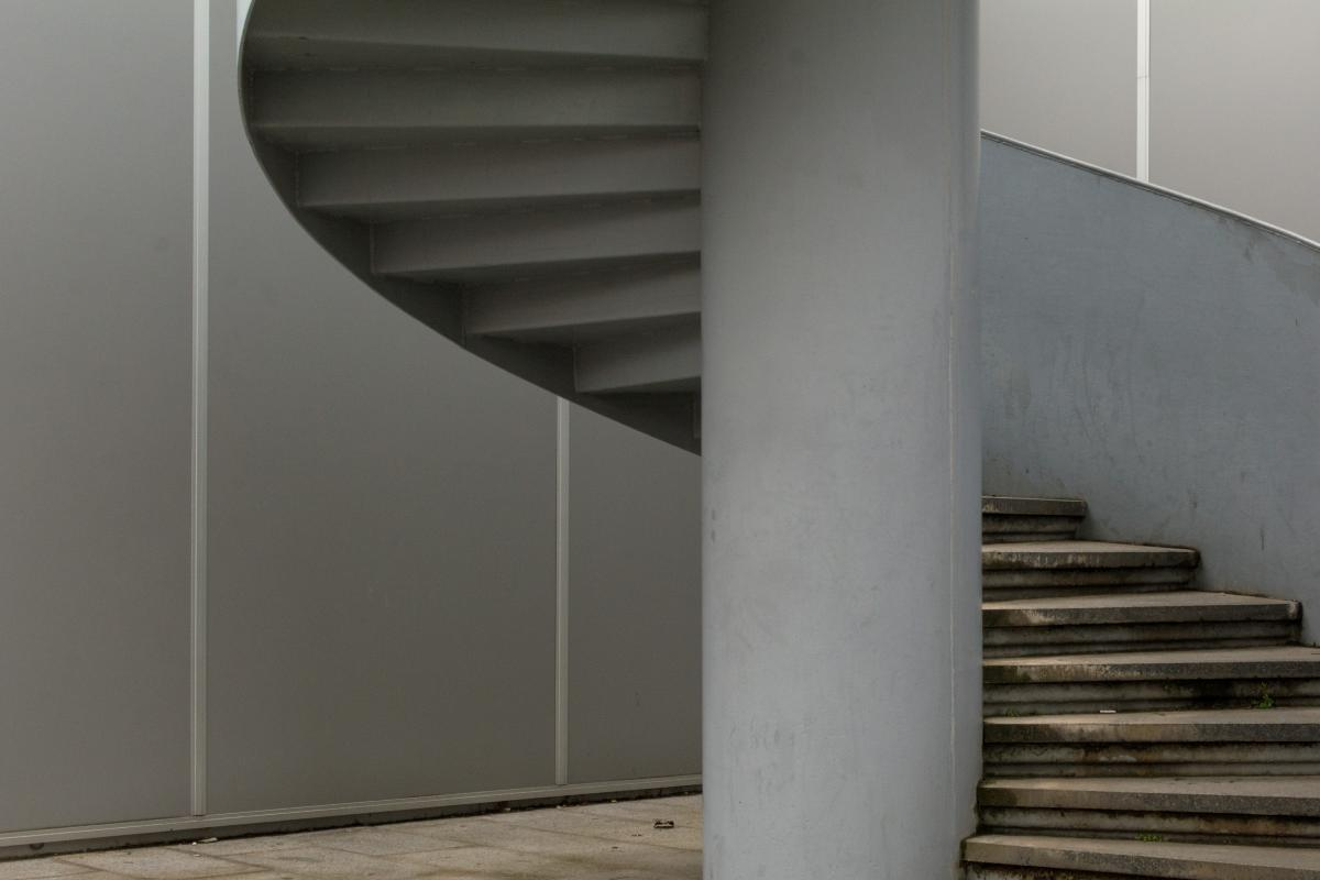 Spiral Staircase - Free Image For Commercial Use