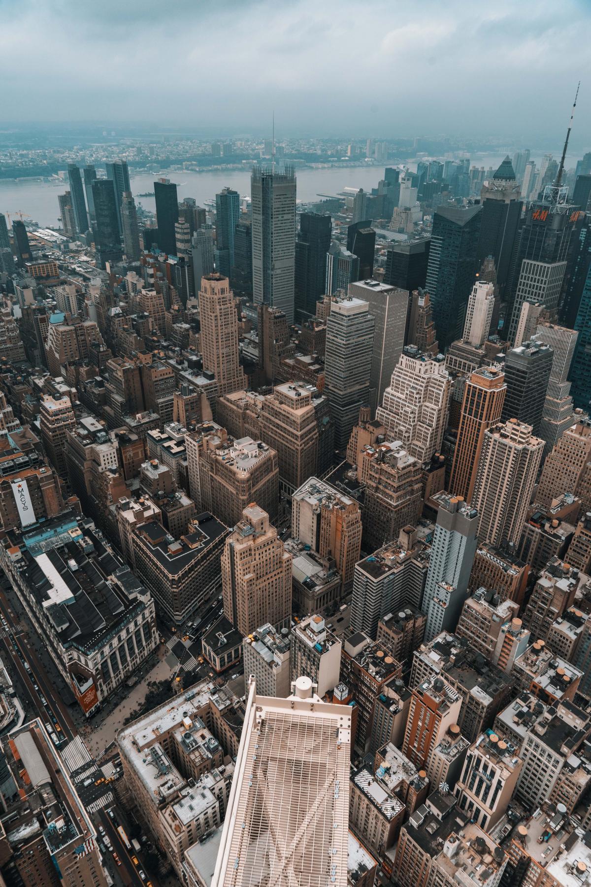 Skyscraper City Skyline #421194