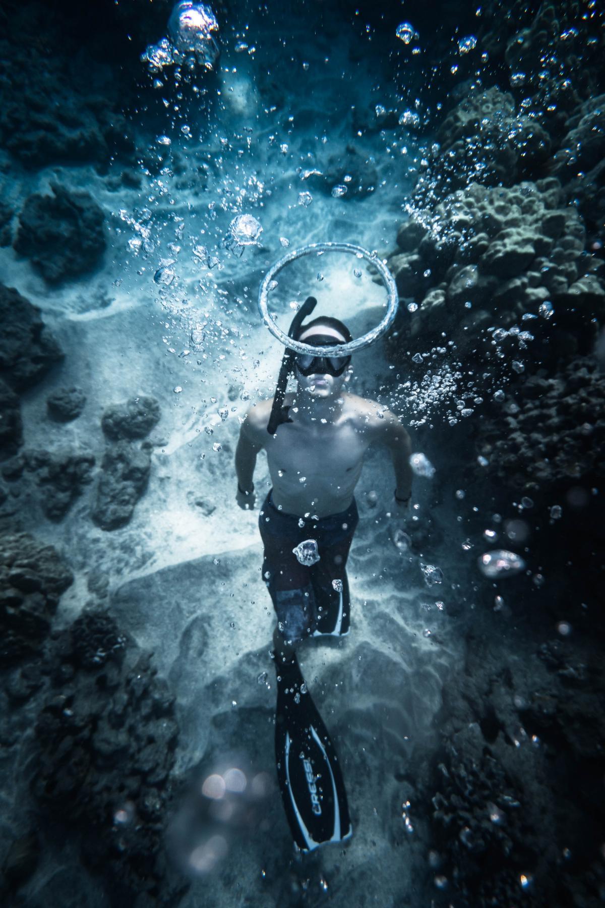 Scuba diver Diver Water