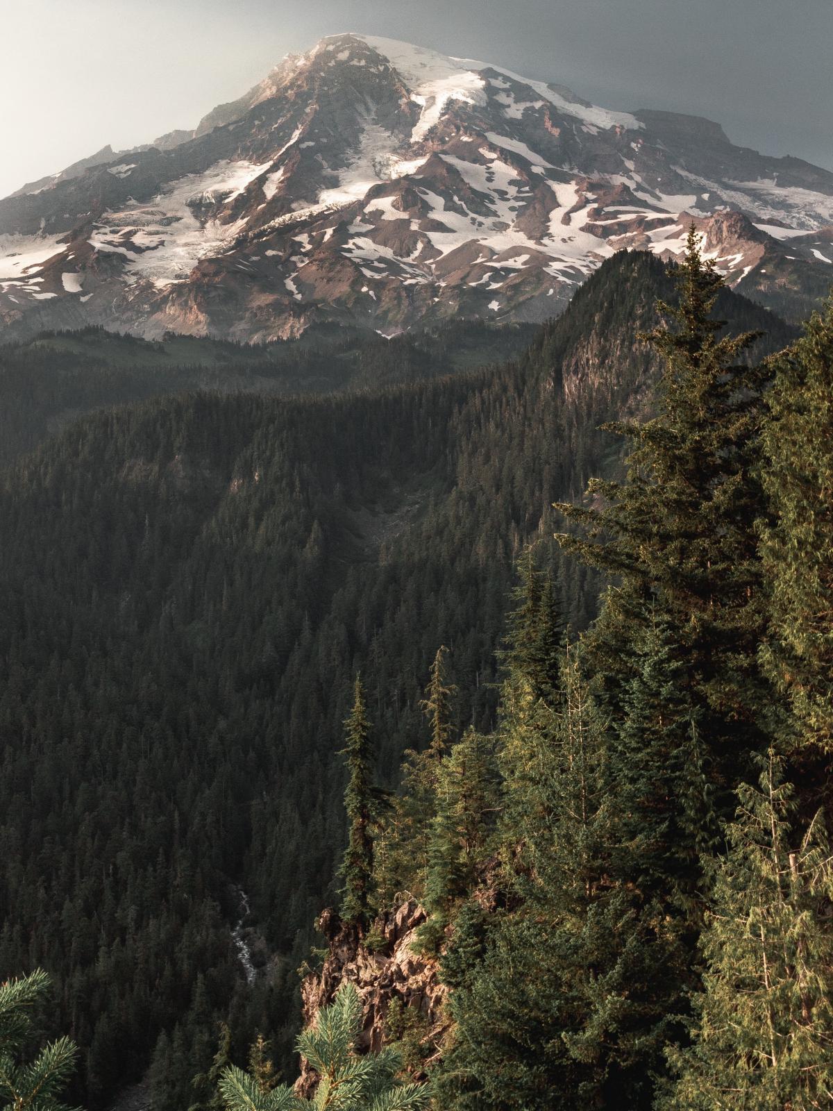 Range Mountain Landscape