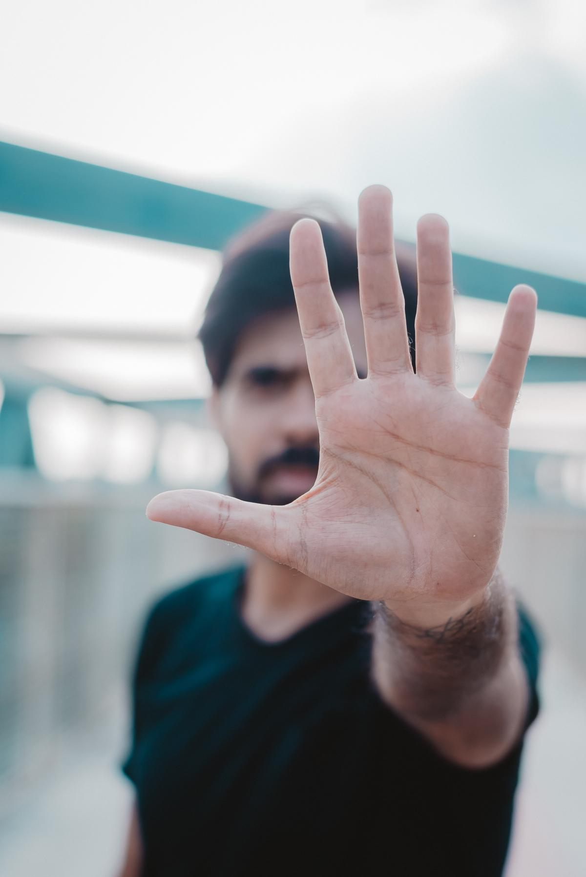Fingernail Hand People