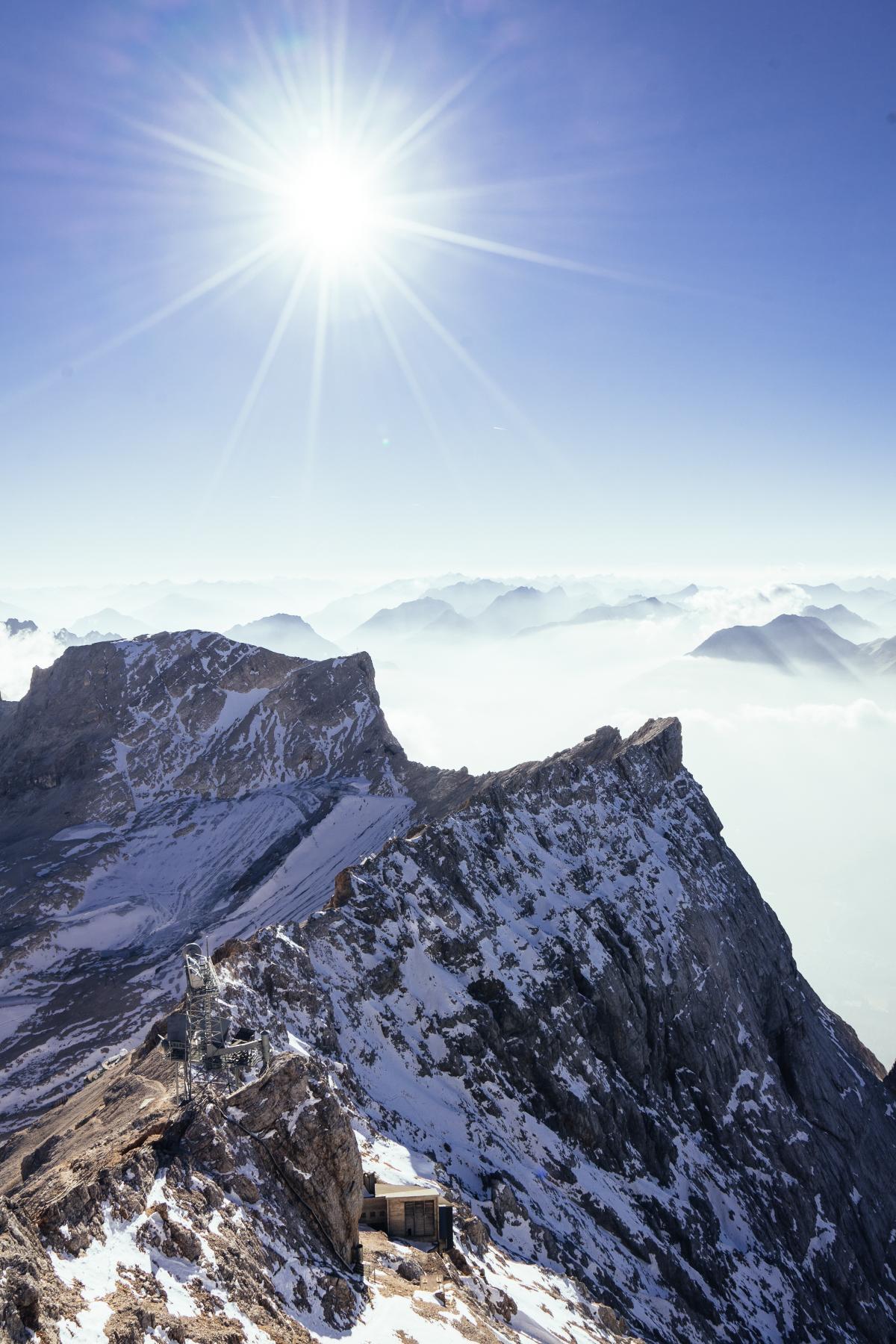 Glacier Mountain Snow #421587
