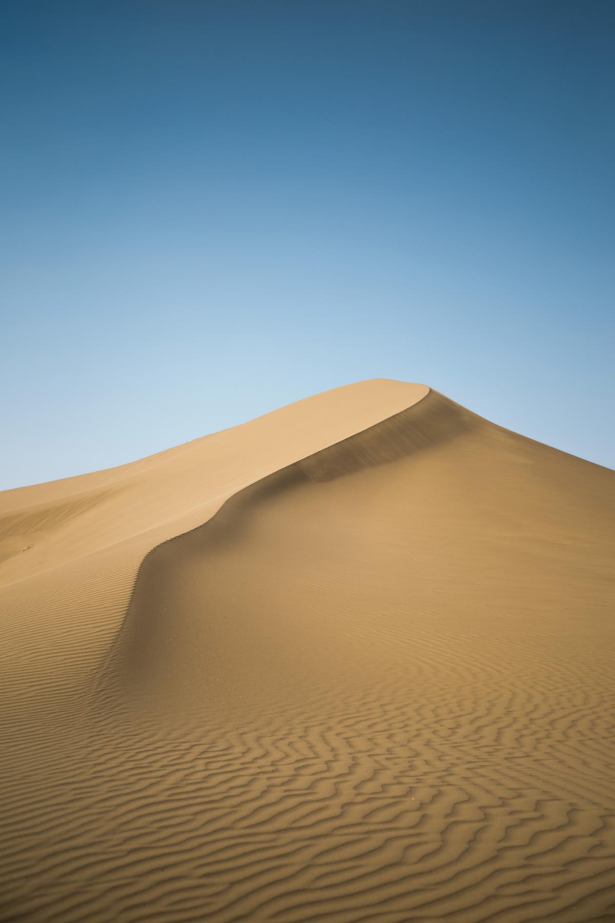 Desert Dune Sand
