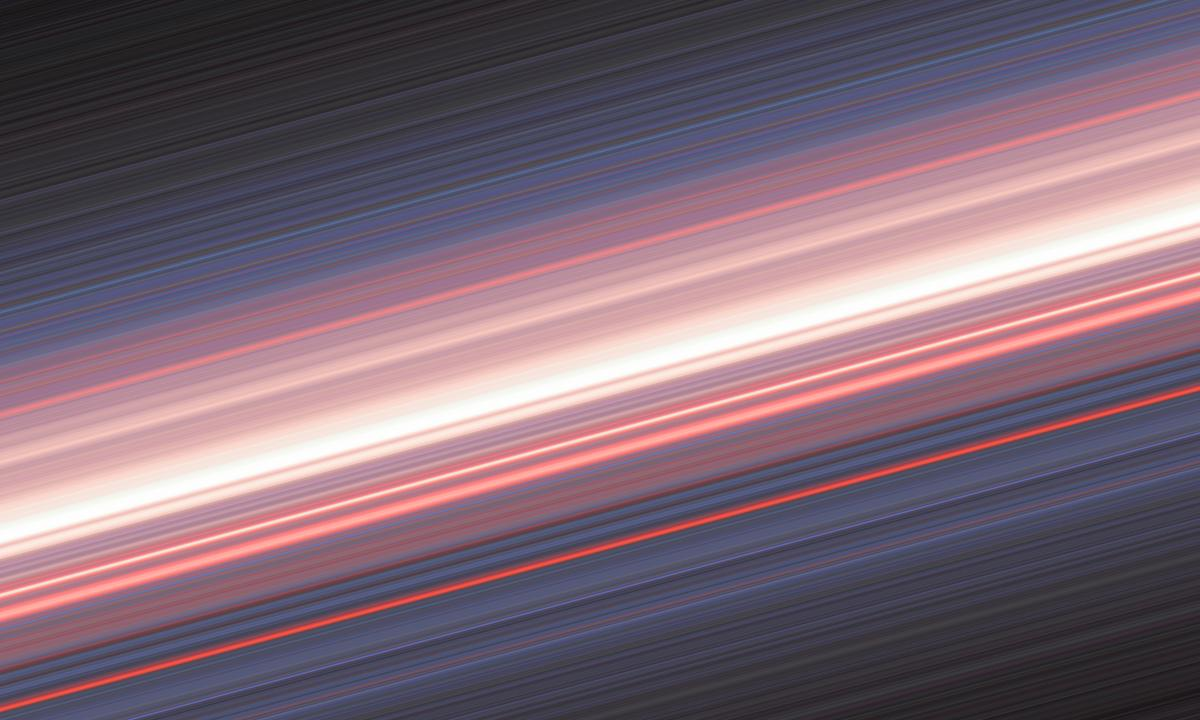 Abstract Gradient Lines Free Photo