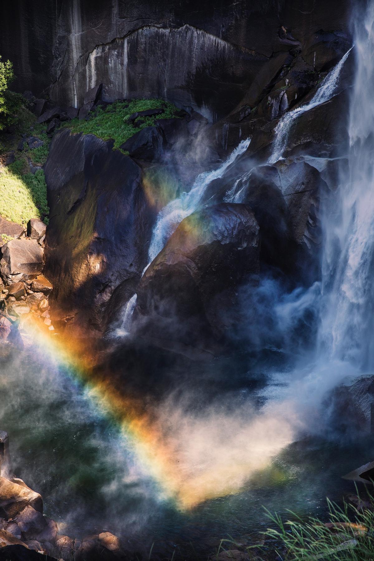Waterfall Water River