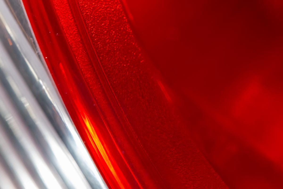 Red Futuristic Texture Free Photo