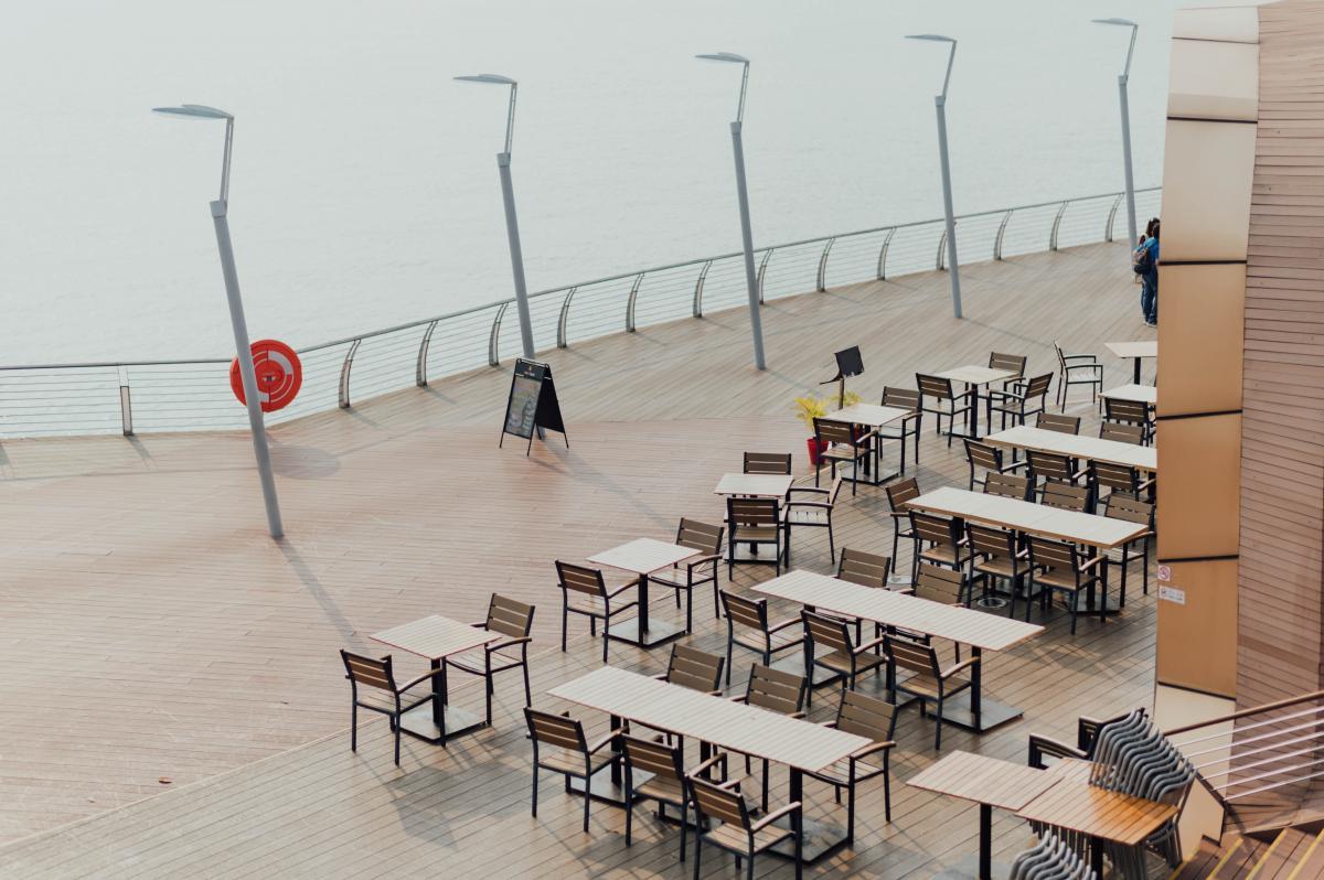 Deck Chair Sea #422086