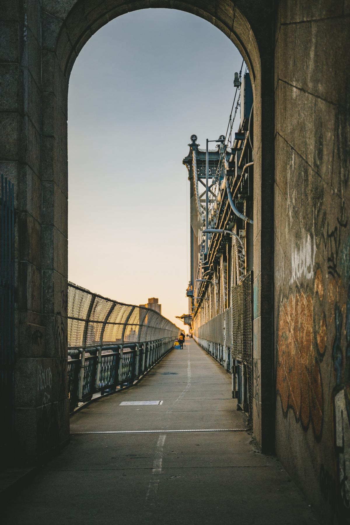 Bridge Suspension bridge Structure #422144