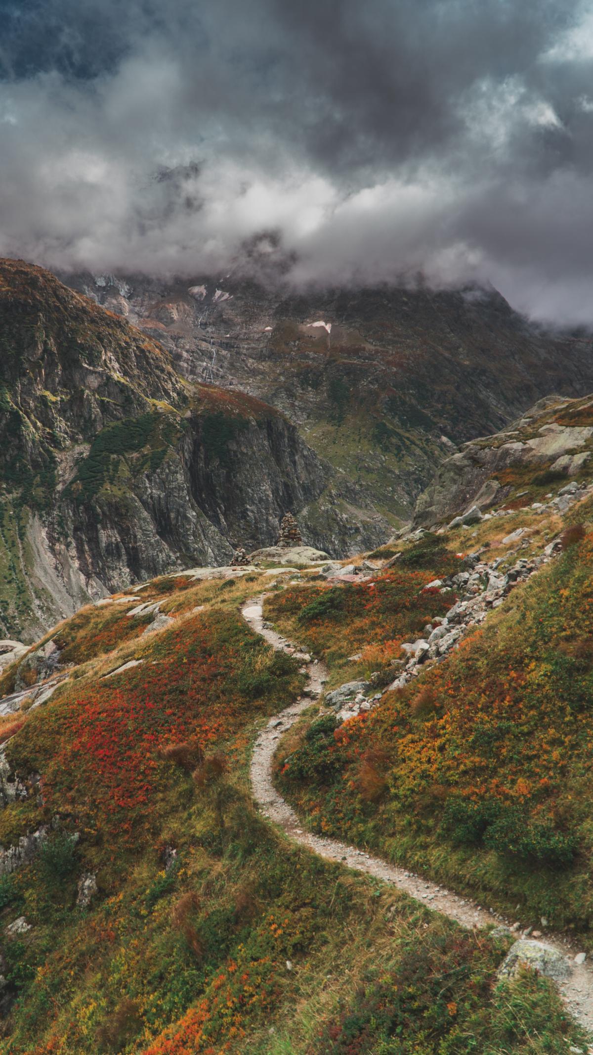 Mountain Mountains Highland