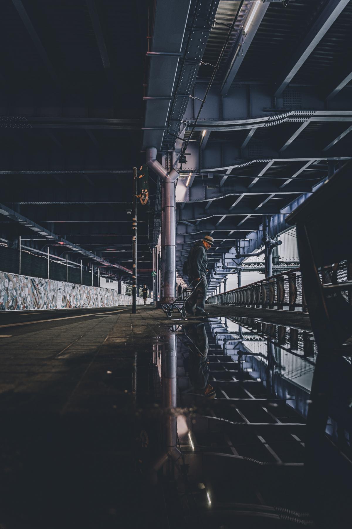 Cable Structure Pier #422246