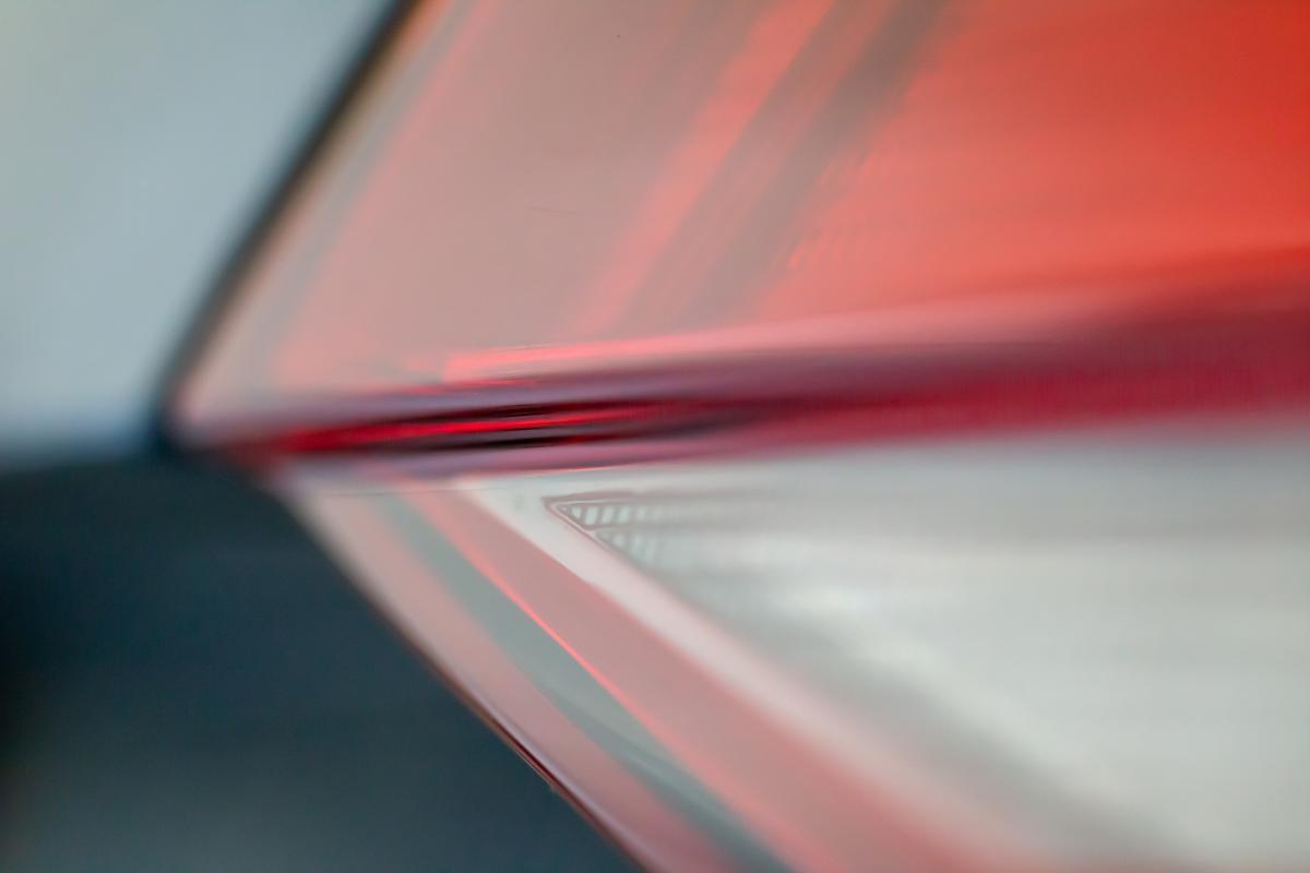 Abstract Futuristic Shape Free Photo