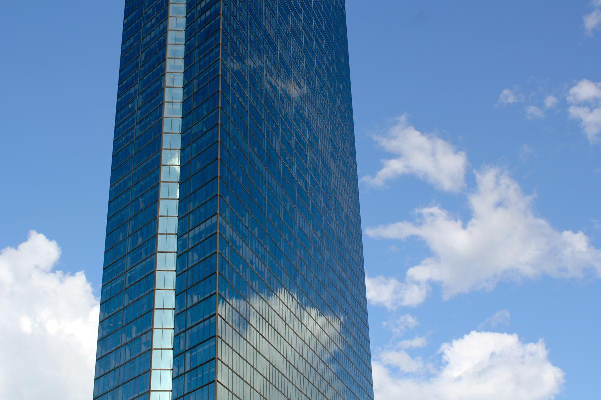 Tall Glass Building Free Photo #422287