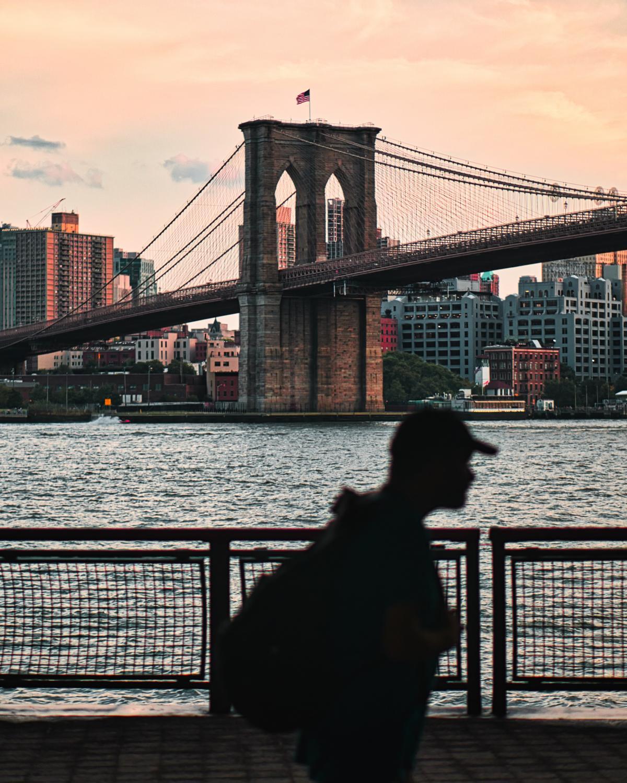 Pier Bridge Suspension bridge #422332