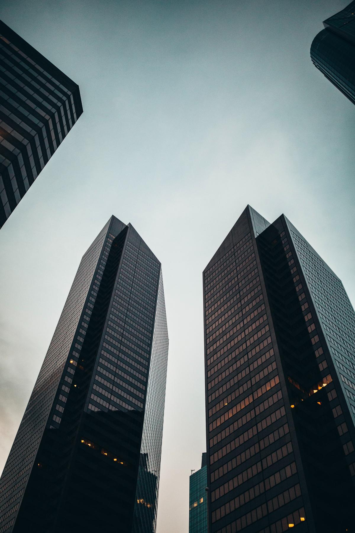 Skyscraper Architecture Office #422347