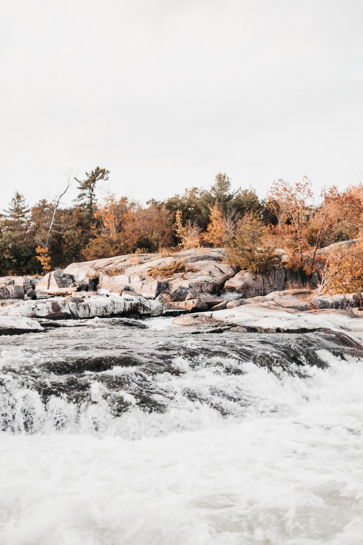 Landscape Snow Wilderness