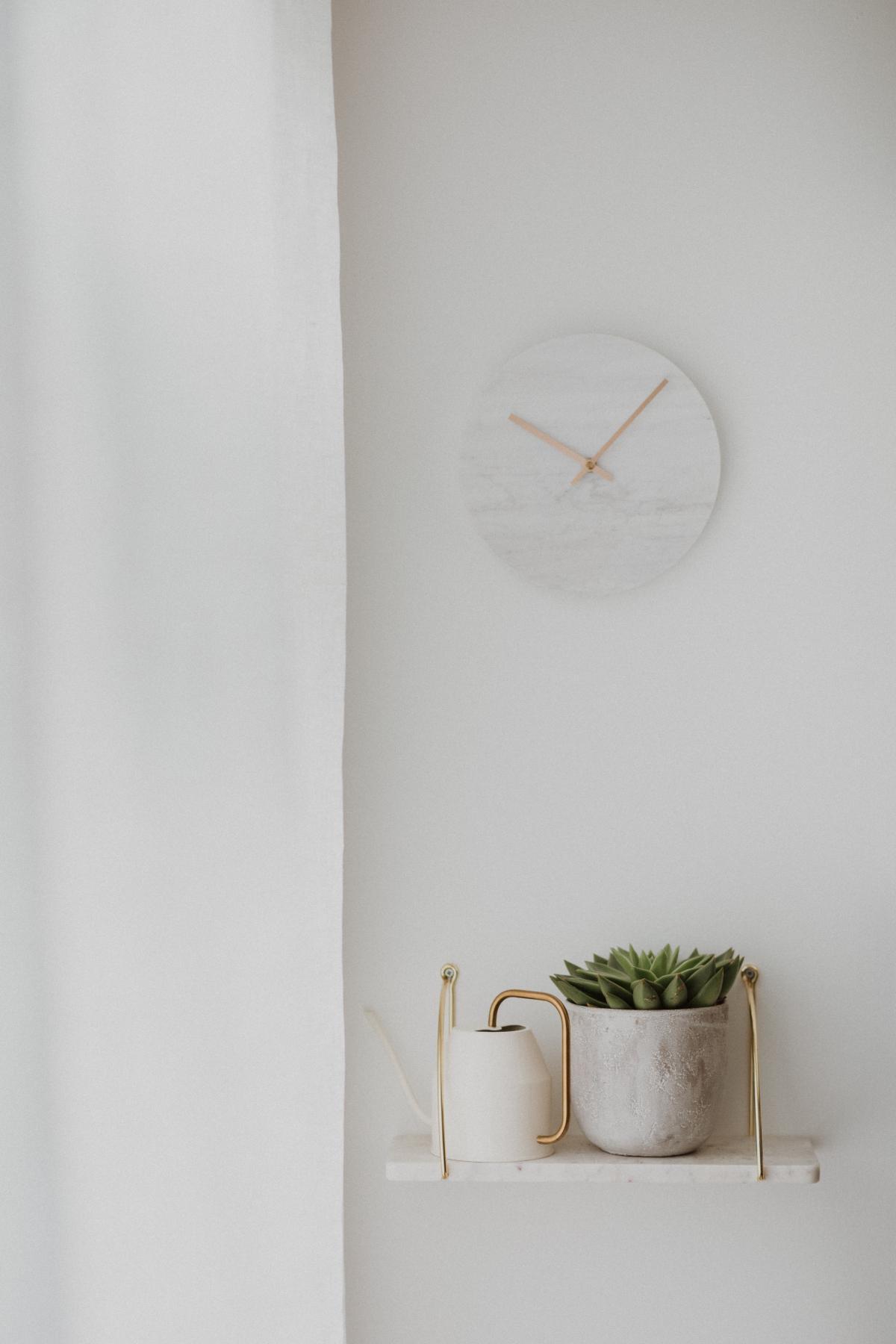 Clock Wall clock Timepiece #422508