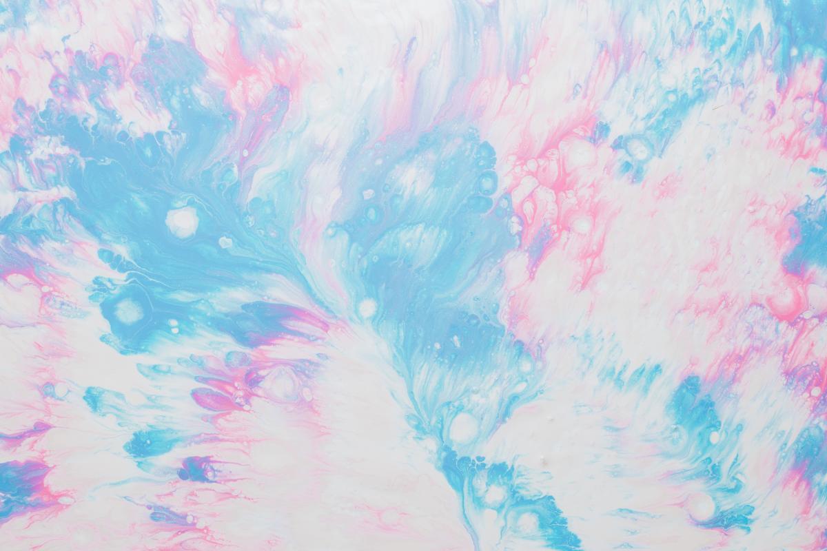 Watercolor Acrylic Pattern #422568