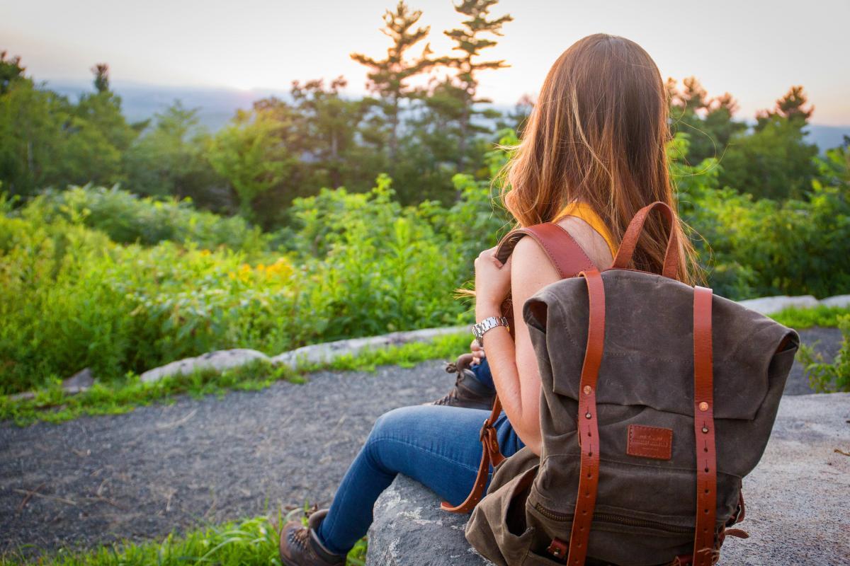 Grass Park Bag