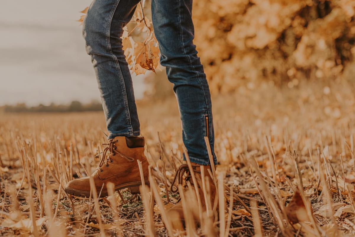Hay Cowboy boot Boot