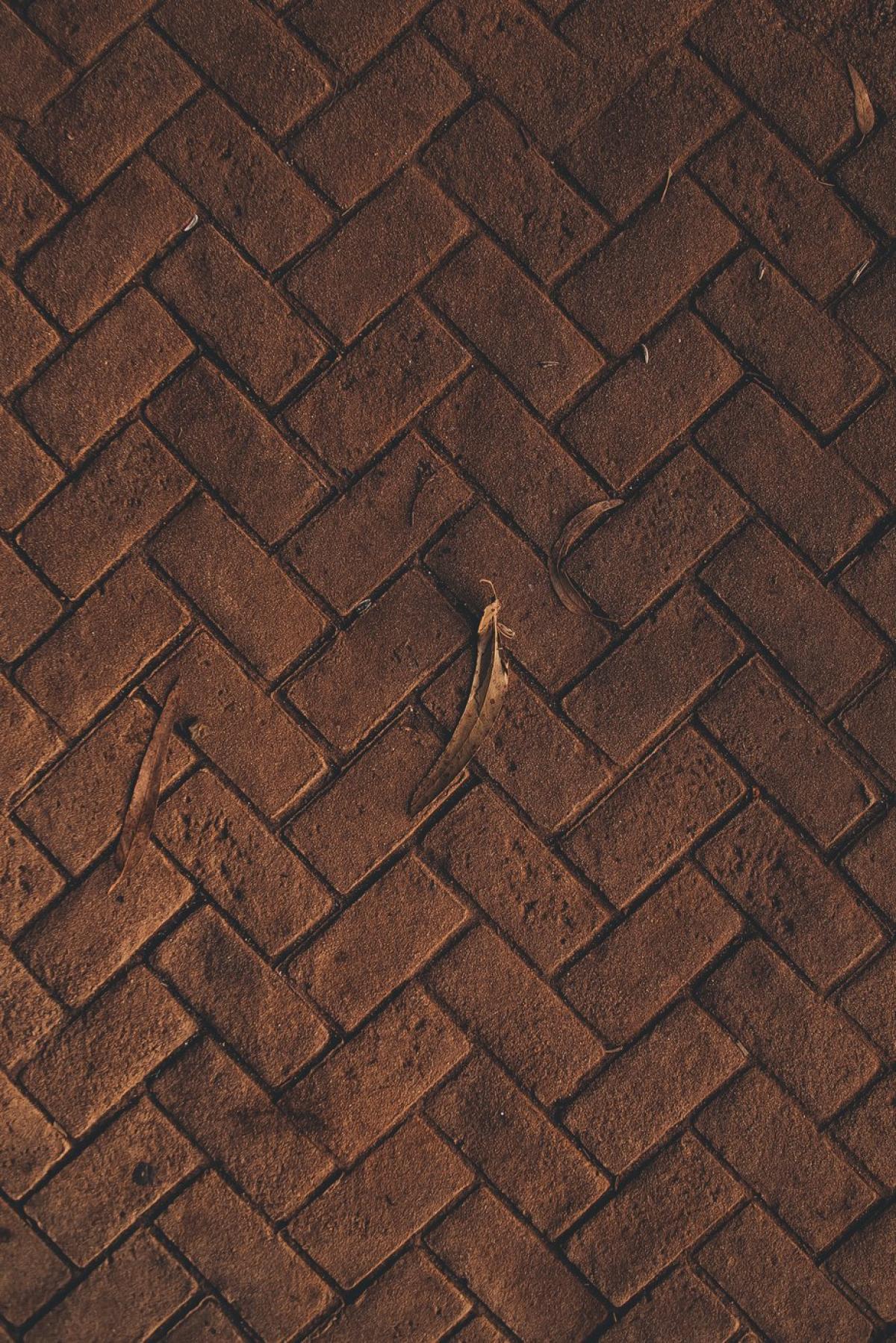 Brown Camouflage Leaf #422791