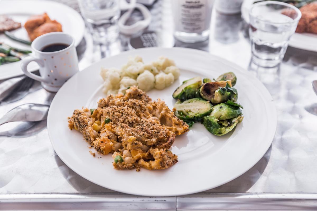 Plate Meal Food #422820