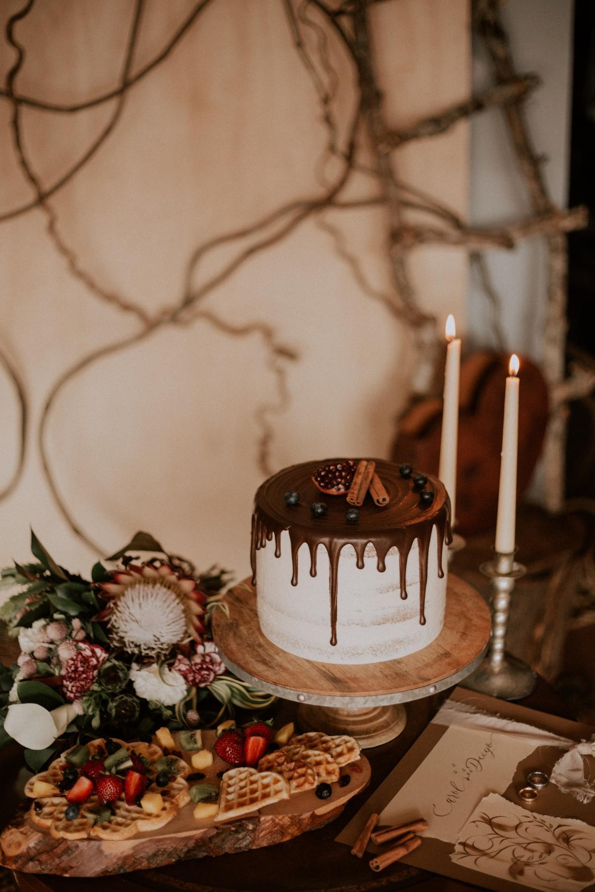 Chocolate Dessert Cake #422836