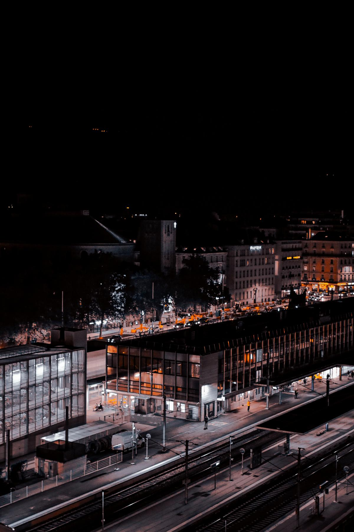 City Night Architecture