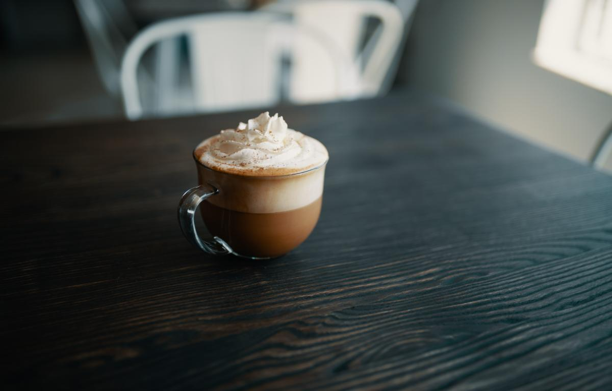 Cup Espresso Coffee