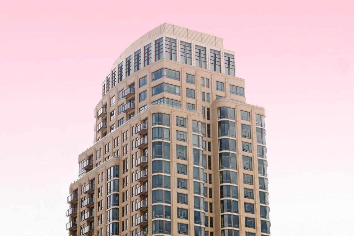 Skyscraper Architecture Building #423121