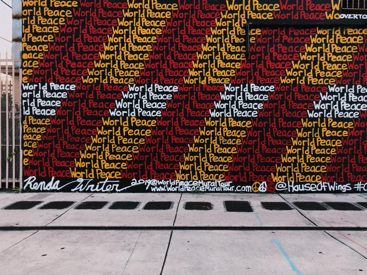 Graffito Decoration Texture #423189