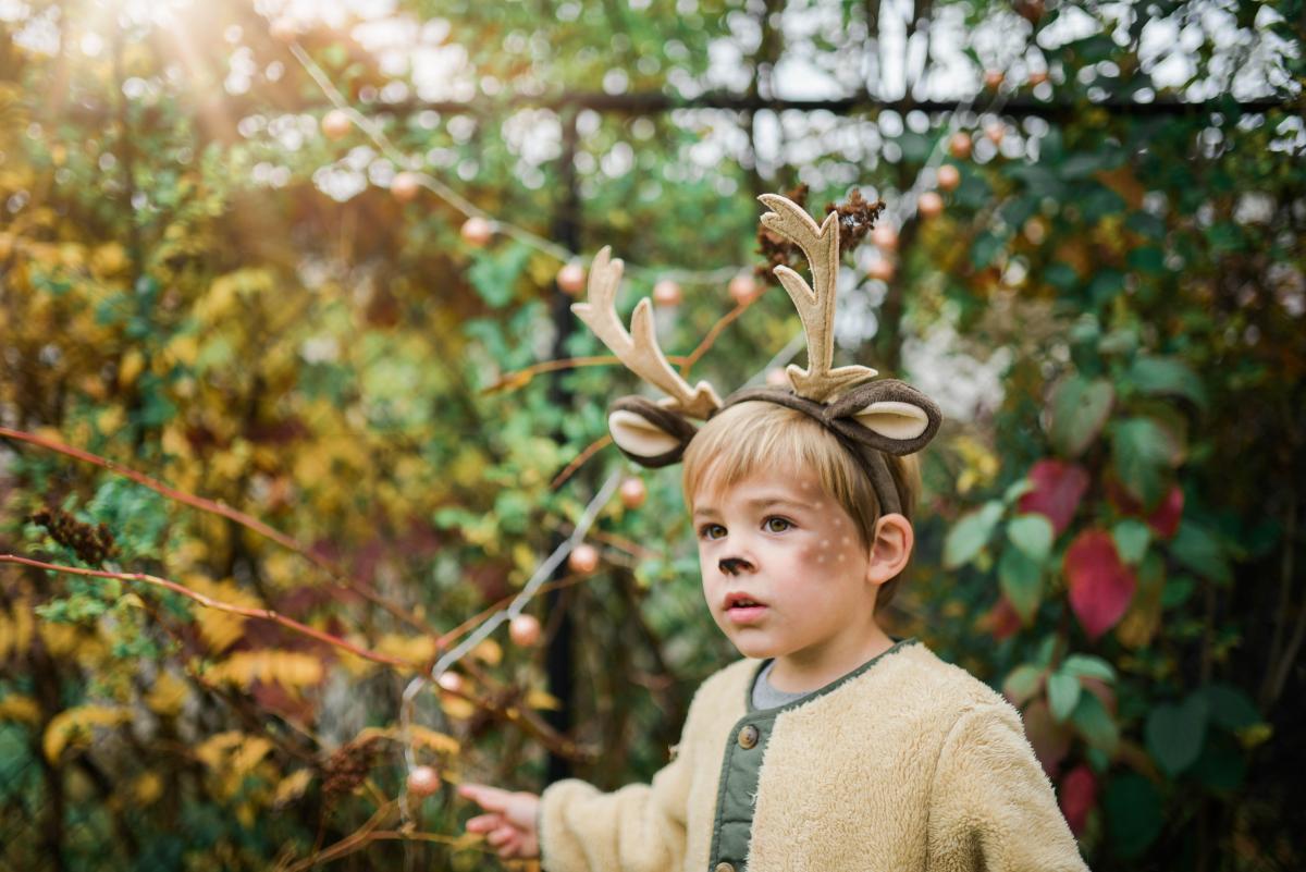Tree Park Portrait