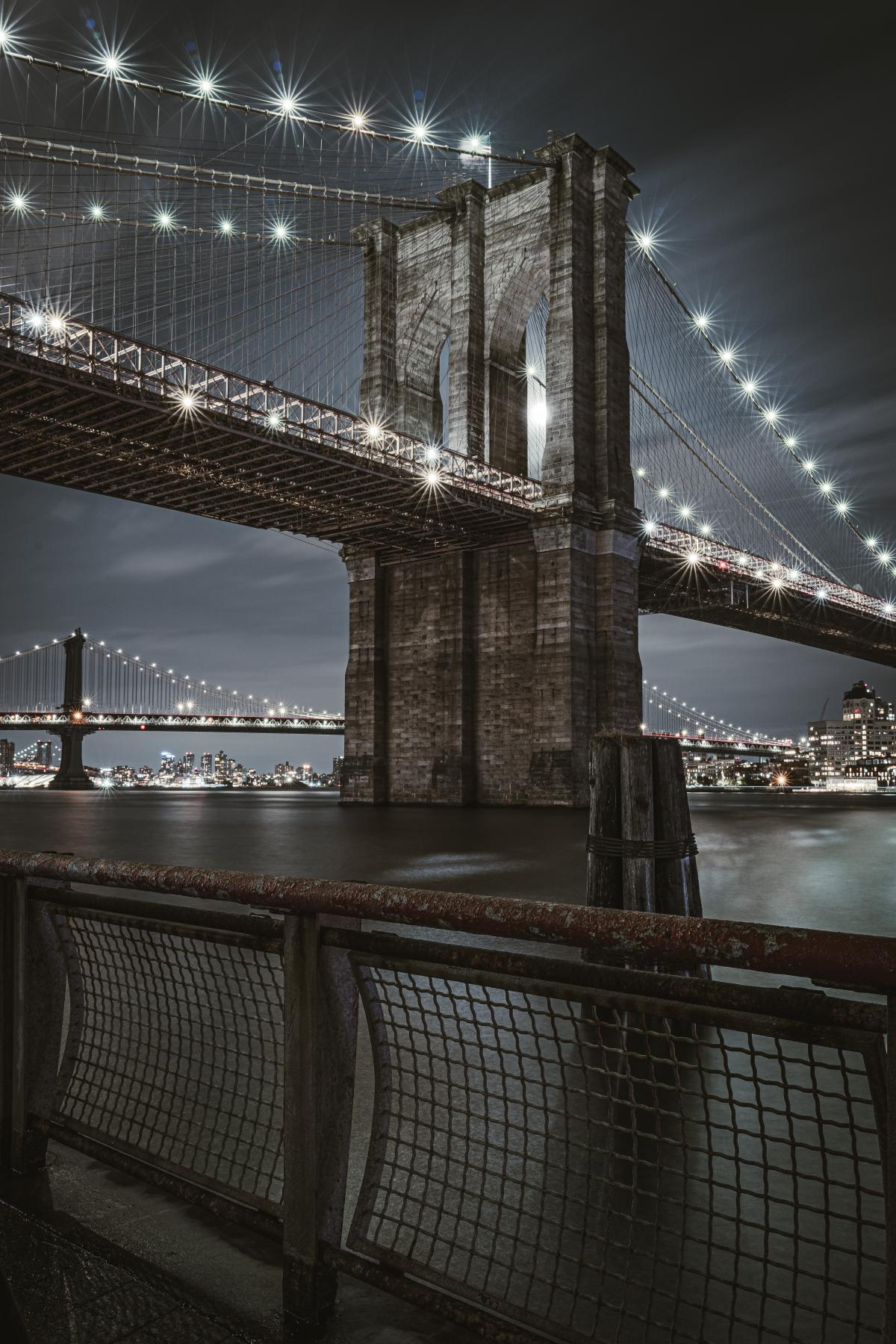 Suspension bridge Bridge Structure