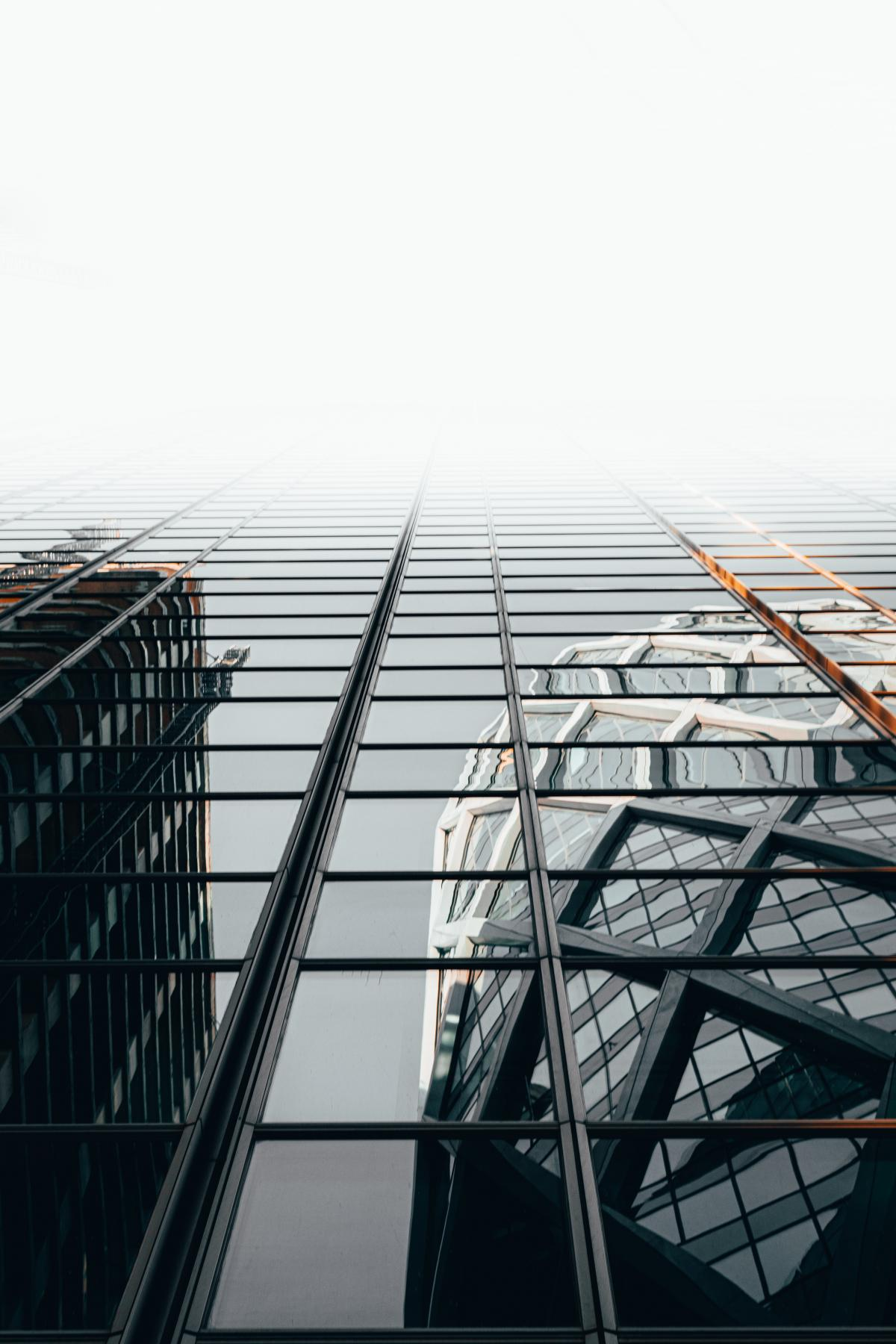 Sky Architecture Steel