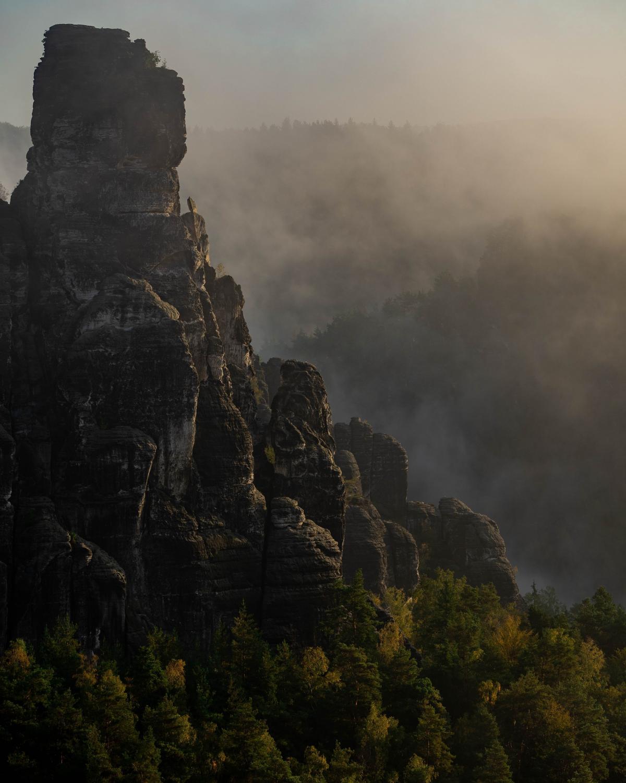 Cliff Landscape Rock