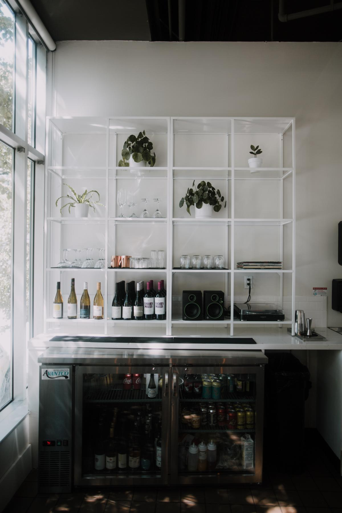 Furniture Cabinet Interior