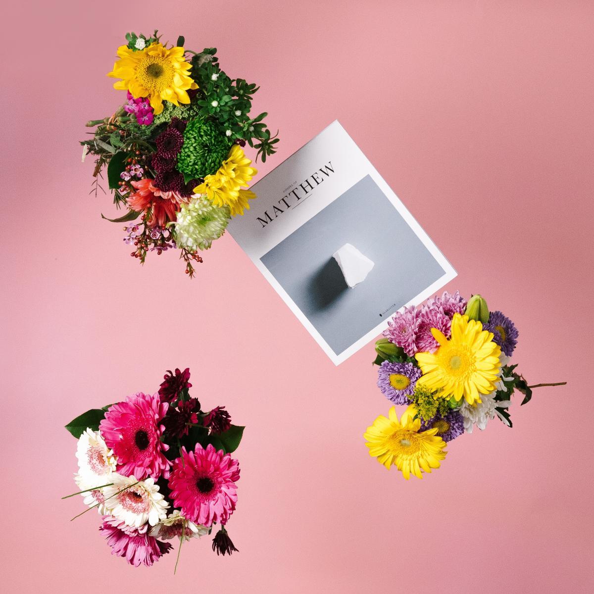 Sunflower Flower Bouquet #423822