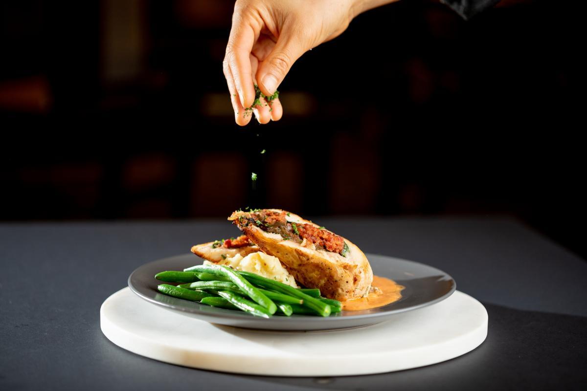 Plate Food Meal #423960