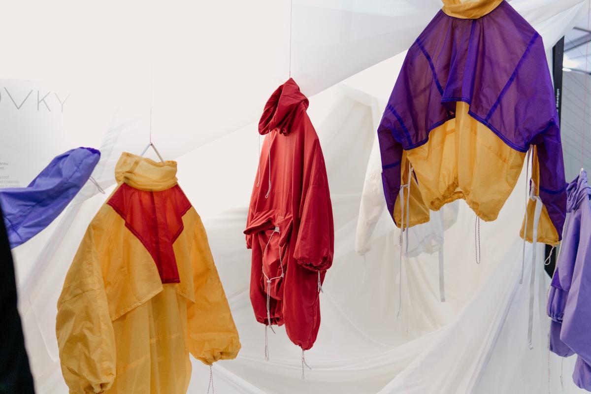 Clothing Shopper Monk
