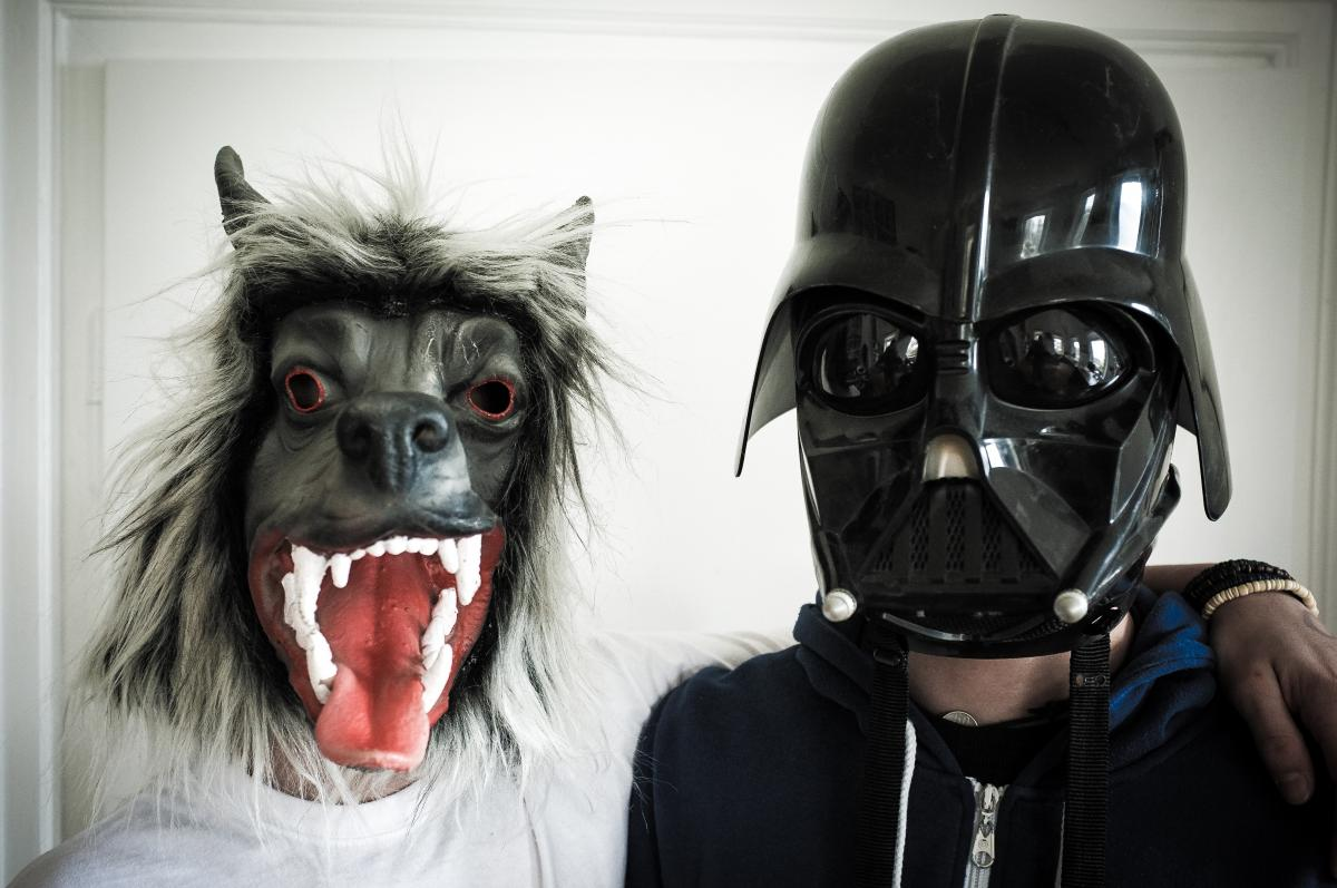 Disguise Attire Mask