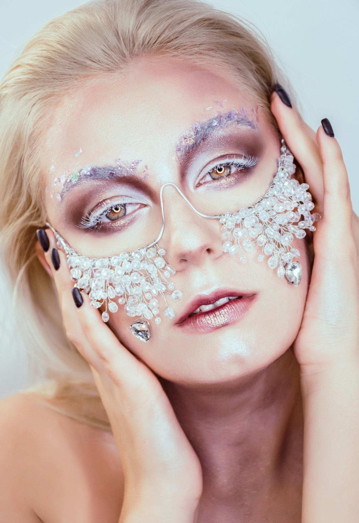 Face Blond Portrait