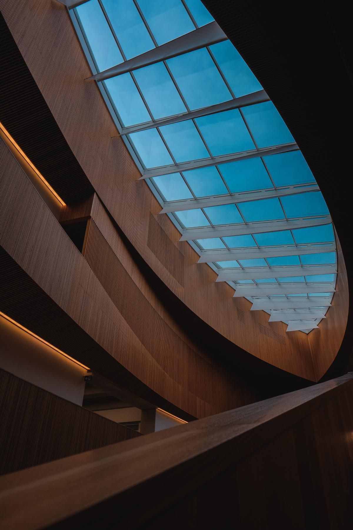 Architecture Window Modern