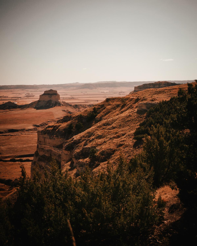 Canyon Valley Ravine