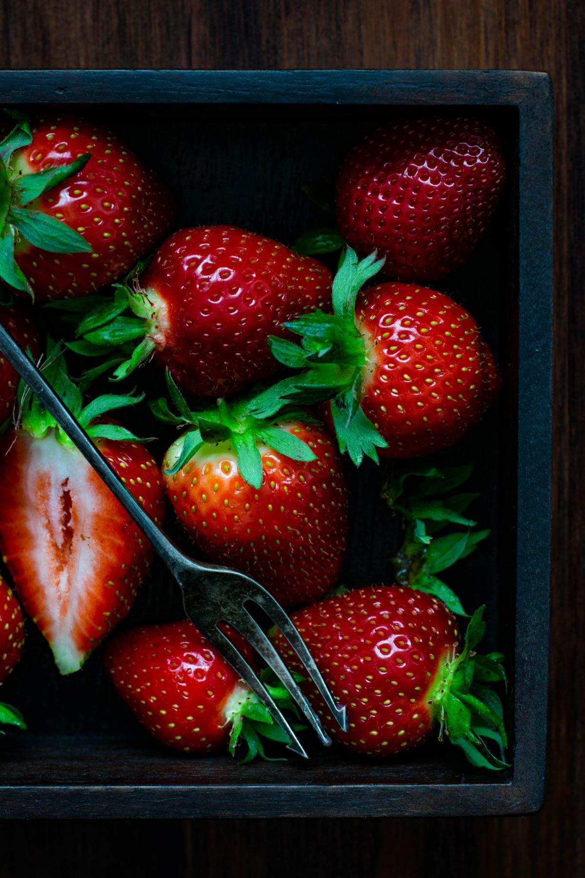 Strawberry Berry Fruit #424516