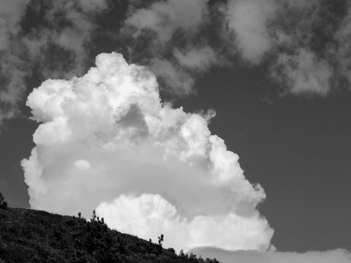Sky Atmosphere Volcano #424687