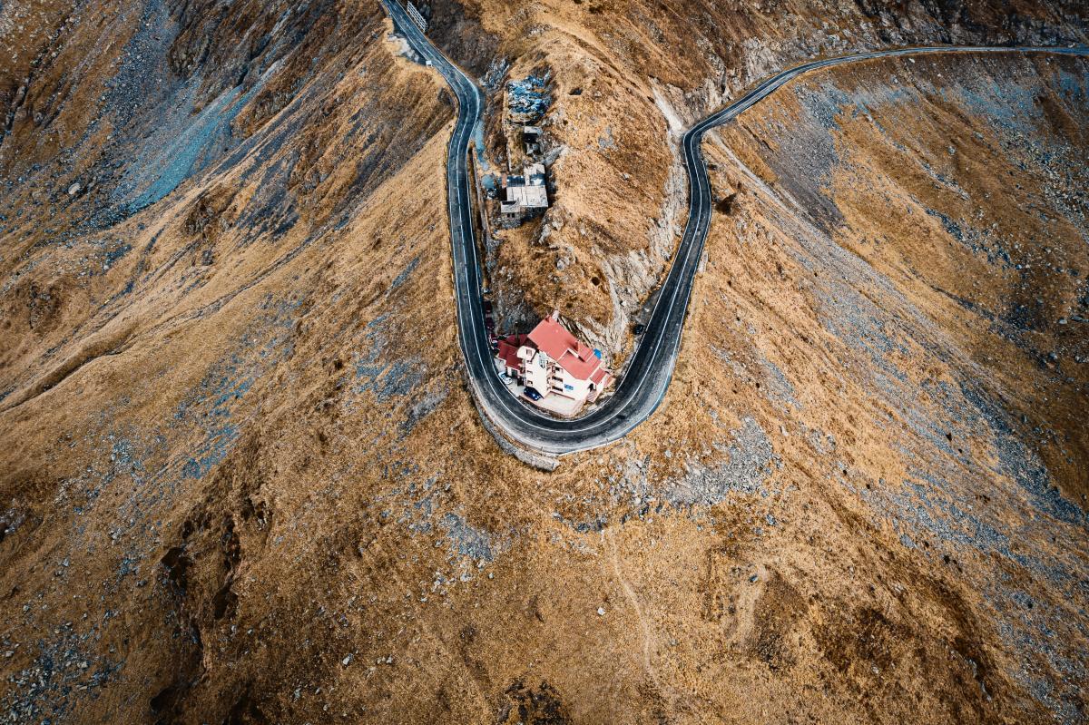 Rock Desert Rope