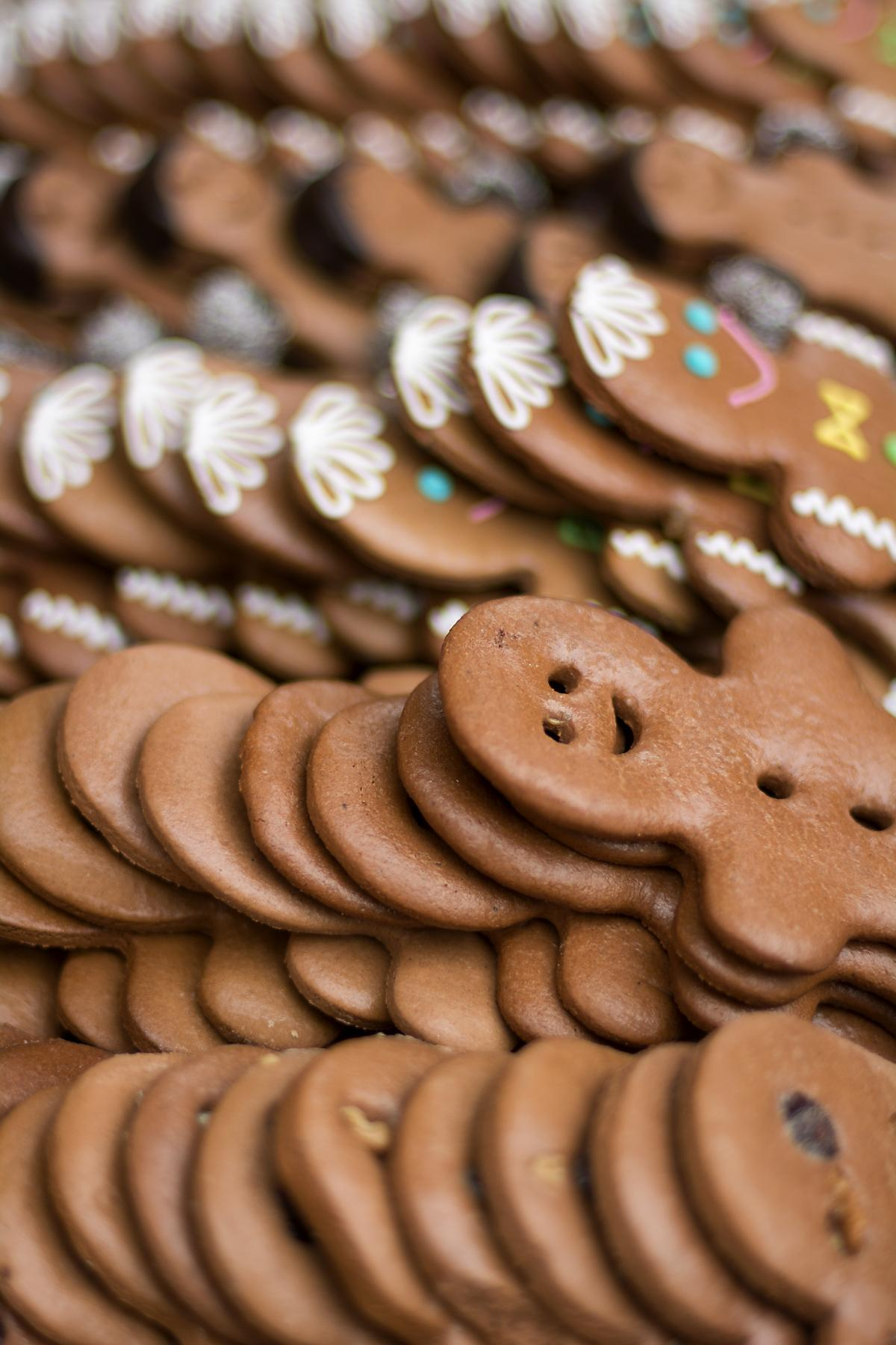 Gingerbread Figures - Free Image For Commercial Use #424979