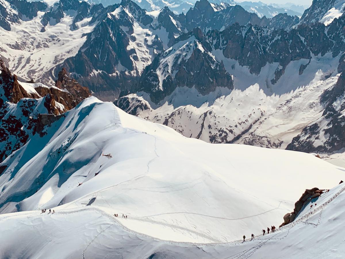 Glacier Mountain Snow #425043